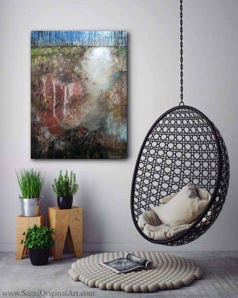 Ready to hang canvas prints