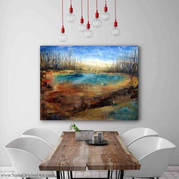 Buy artwork online LA