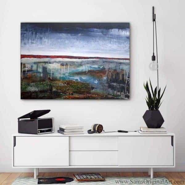 paintings for office