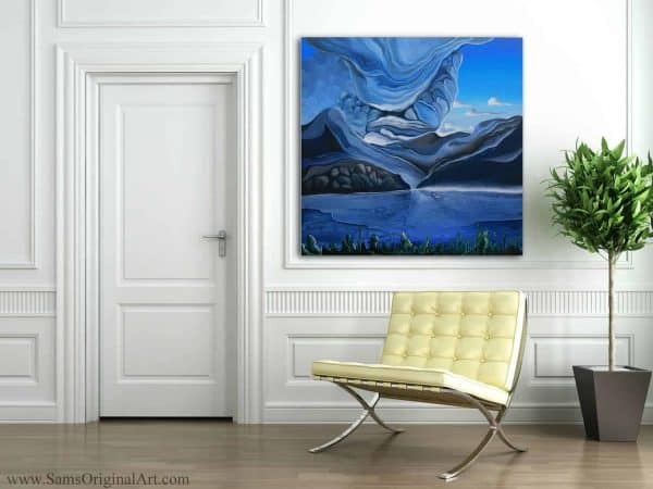Paintings like the group of seven