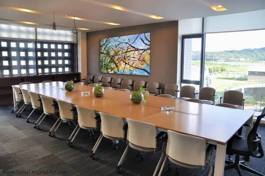 wall art for boardrooms