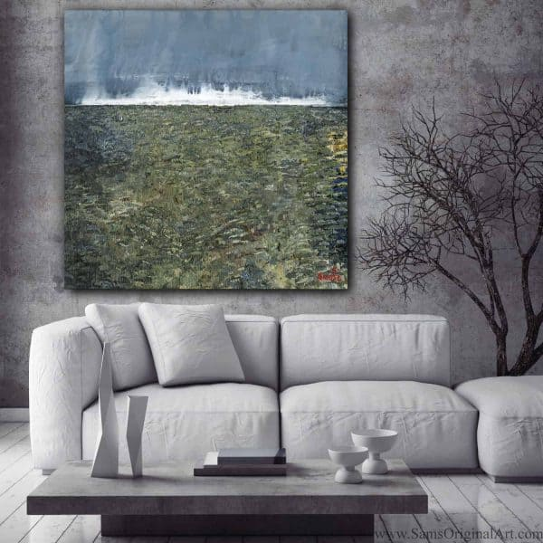abstract paintings Vancouver