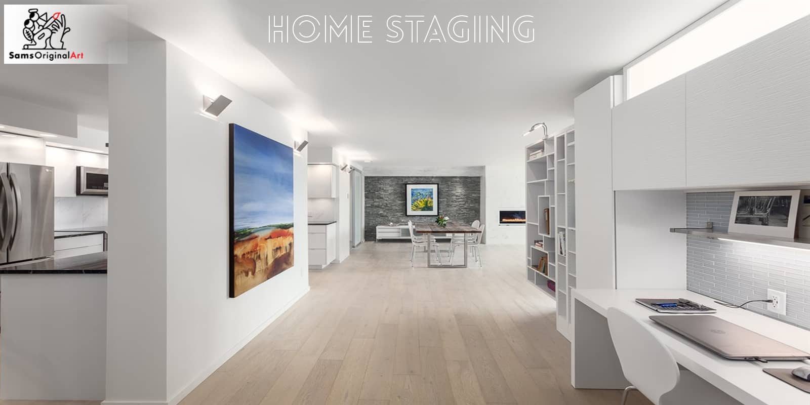 art staging for real estate agents