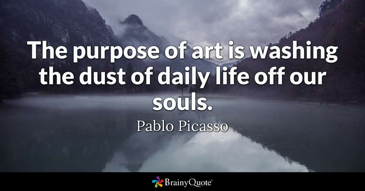 purpose of art