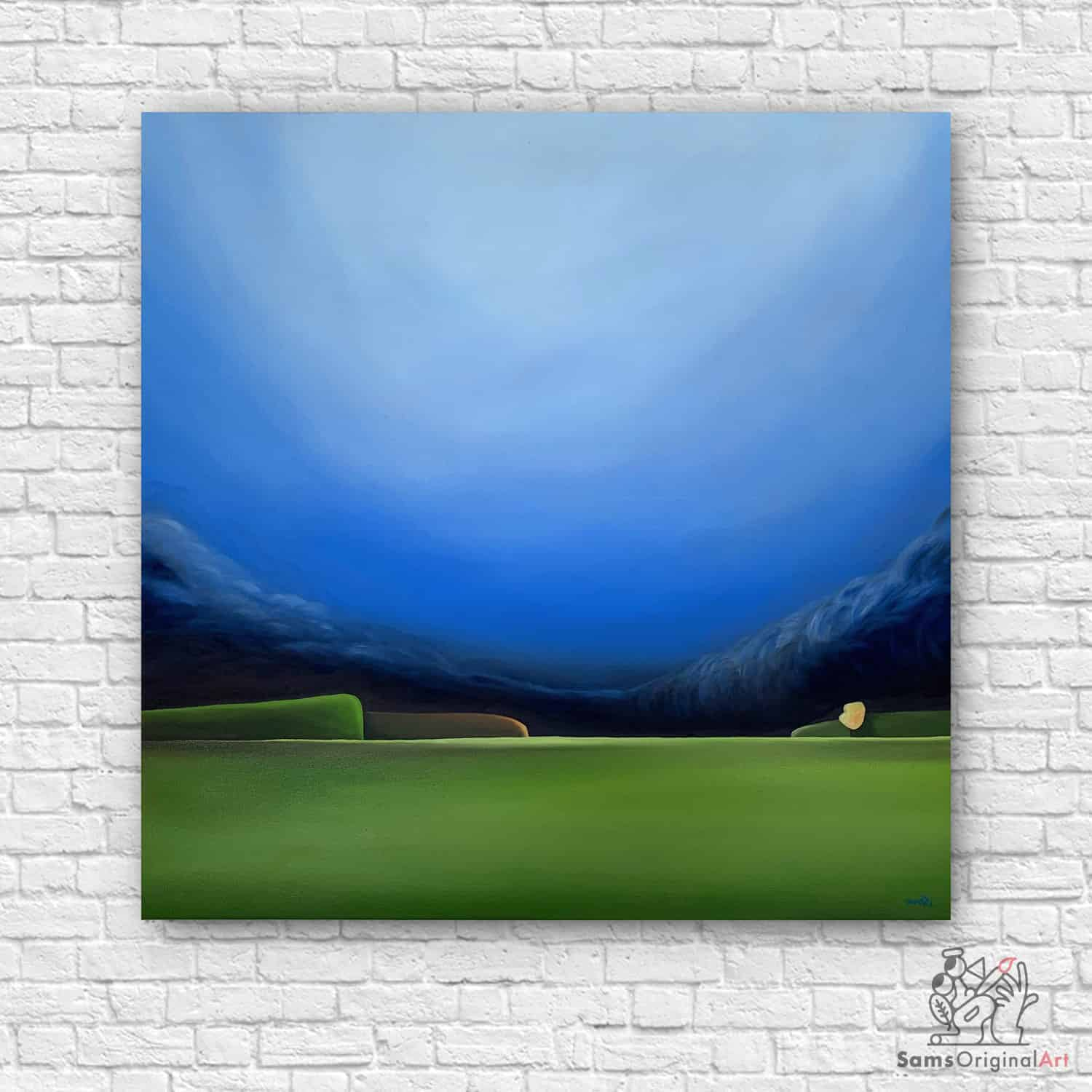 UBC Golf Course Paintings