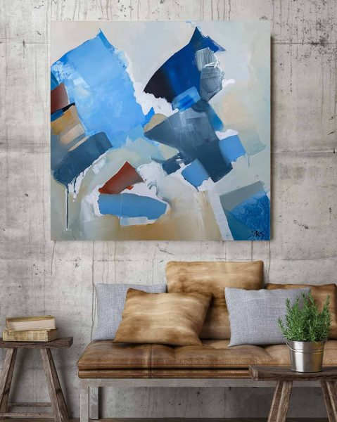 buy mixed media paintings Vancouver