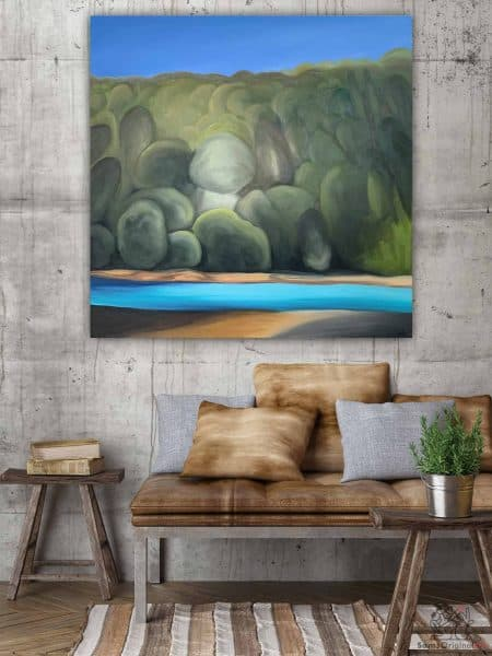 Buy river paintings
