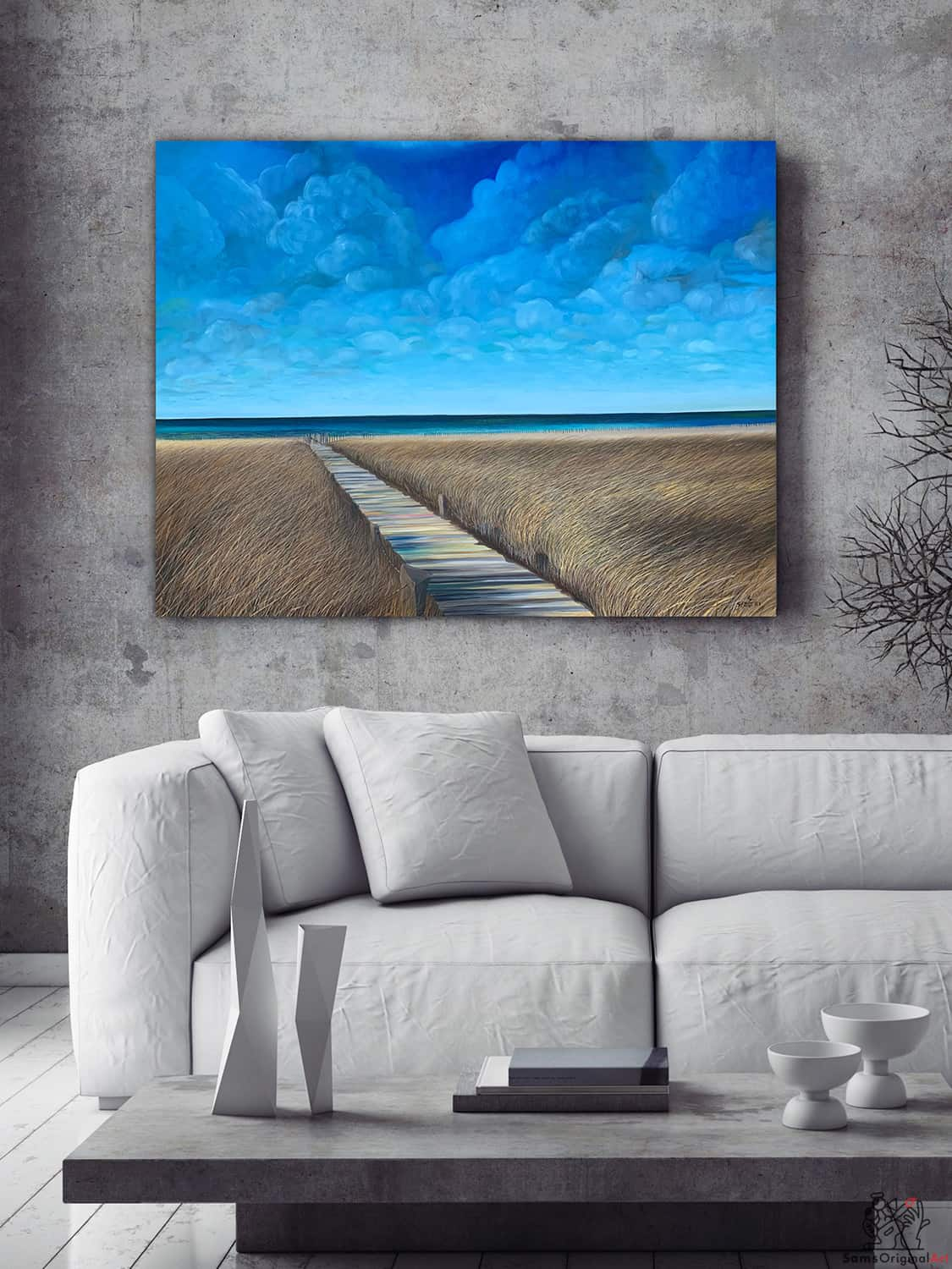 where to buy abstract landscape paintings