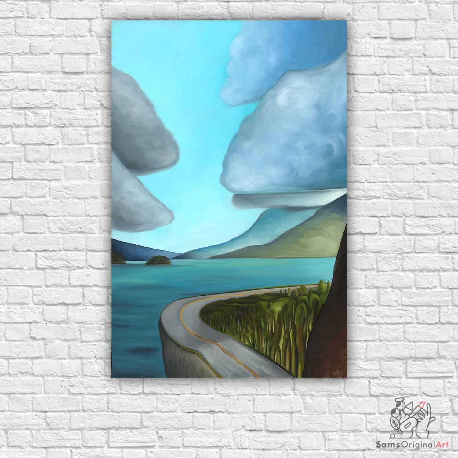 Local Vancouver paintings for sale