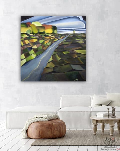 buy affordable contemporary prints of paintings