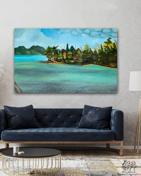 Sunshine Coast Painting